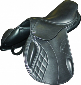 HARRY DABBS PLATINUM MONO JUMP SADDLE