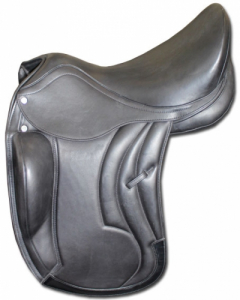 DE GARDA MONO FLAP DRESSAGE SADDLE