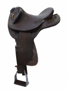 POLOCROSSE SADDLE - SOFTY SEAT