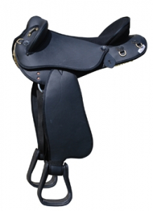 TOP END HALF BREED SADDLE