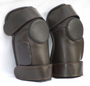 POLO KNEE GUARDS LEATHER