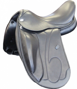 HARRY DABBS PLATINUM PARIS DRESSAGE SADDLE